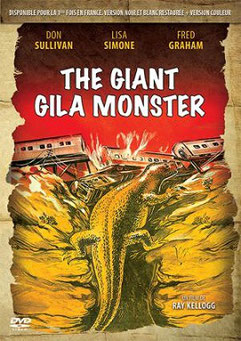 The Giant Gila Monster de Ray Kellog - 1959 / Science-Fiction