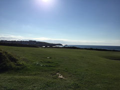 Somewhere on the Newquay Course - © Benjamin Renner
