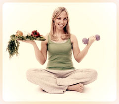fitness diet balance