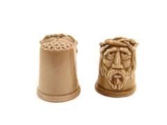 Dedal de porcelana clásico