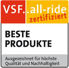 VSF..all-ride Qualitätssiegel