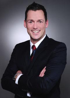 Tom Specht der neue Vertriebs- und Marketing Manager