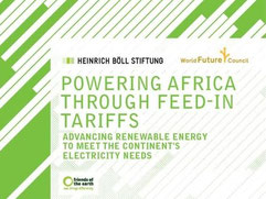 Powering Africa through Feed-in Tariffs - Study - Februar 2013