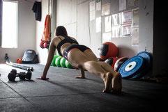 麻布十番格安パーソナルトレーニングジムの女性のダイエット・シェイプアップ