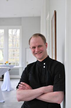 Küchenchef Thomas Blümel
