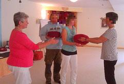 Familienaufstellung Gruppenaufstellung Einzelaufstellung München Michaela Hold Holistic Pulsing Ausbildung Kartenlegen