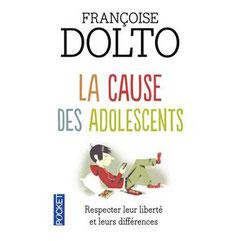 La cause des adolescents où comment Françoise Dolto décrivait ce passage difficile de l'enfance à l'âge adulte.