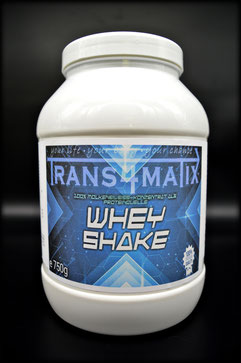 T4X Whey Protein Muskelaufbau Eiweißpulver