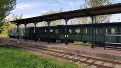 Wagen 3. Klasse Stroomtrein