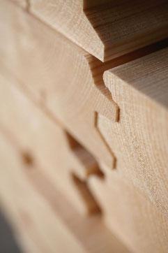 High quality Polar Spruce Heartwood