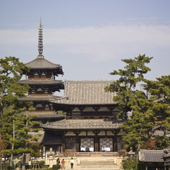 The Temple of Nara - Example for the longevity of timber buildings