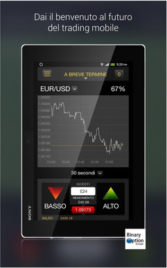 trading mobile app trading forex cfd criptovalute