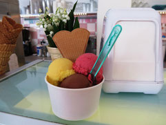 Top 5 ice cream shops of Berlin