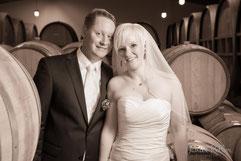 Hochzeitsbilder von Melanie und Benjamin WG Affentaler / Jägersteig Bühl