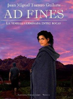 Portada de la novela Ad Fines