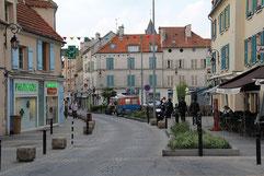 Place Gabriel Péri - Nanterre