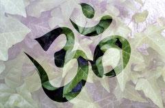 Yoga OM Symbol Zeichen