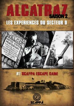 Scénario 1 de scappà : Escape game made in Corsica ; la premiere escape game en corse