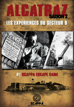 Scénario 1 de scappà : Escape game made in Corsica ; la premiere escape game en corse
