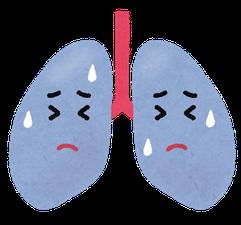 誤嚥性肺炎の原因
