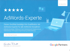 AdWords-Experte