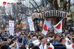 平成28年度, 2016年度, 建国祭, 奉祝神輿パレード, 明治神宮, 神輿, 祭, 表参道, 萬歳会