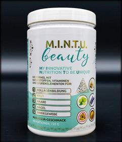 M.I.N.T.U. beauty kollagen Haut Haare Nägel Bindegewebe