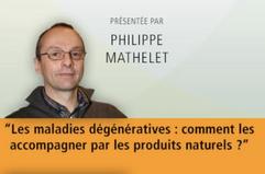 Conférence minéraux, santé, eaux thermales La Léchère