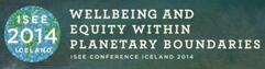 Logo isee conference Reykjavik