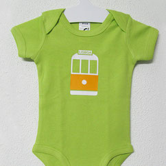 28 tram onesie