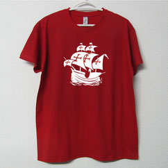 portuguese nau t-shirt
