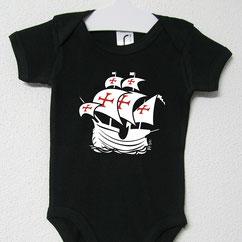 Babygrow Nau Portuguesa