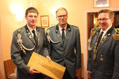 Henry Gausmann gewinnt den Ernst-Bader-Pokal