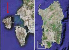 San Peter Island.