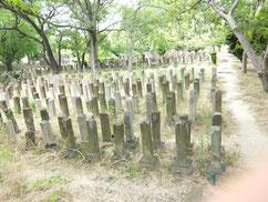 真田山陸軍墓地