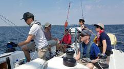 Segeltörns, Motorboottörns, Hochseetörns, Skipperkurse, Skippertraining