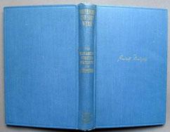 Nietzsche und sein Werk 1928