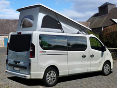 Reimo Roof Renault Trafic
