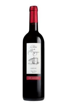Vin rouge bio - Château de Mayragues - Les Mages