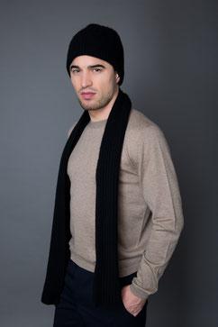 CASHMERE Mütze oder CASHMERE Schal?