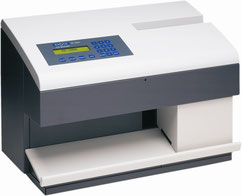 RADOS RE-2000 automatic TLD reader for TLD cards used as passive dosimeter
