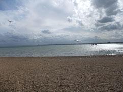 イギリス ブライトンの海