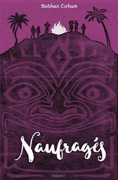 Couverture de Naufragés de Siobhan Curham