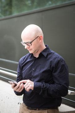 Brendan Bleheen, Übersetzer, Dresden