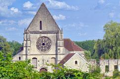 Abbaye du Lieu Restauré.