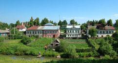 Экскурсия в село Вятское
