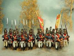 infanterie de ligne Badoise