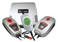 Unibat Unicharger Batterie Ladegeräte, Unibat Multicharger 2 & 4, Unibat Unistart