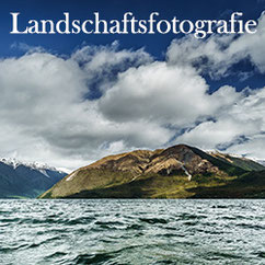 Landschaftsfotografie Menubutton Bergkulisse