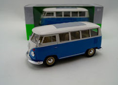 combi Volkswagen welly 1/24
